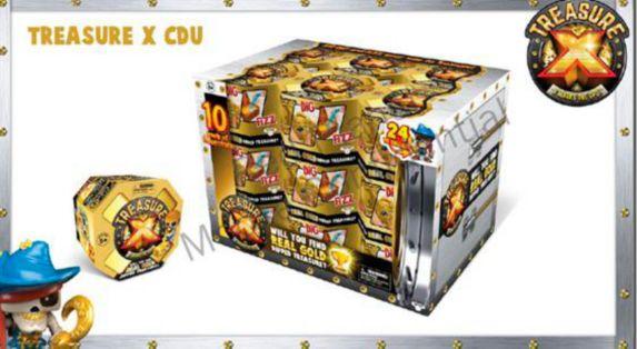 Treasure X Single Packs Product image