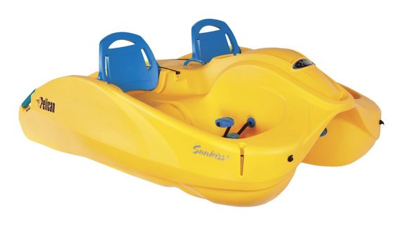 Pelican 4-Person Pedal Boat Product image