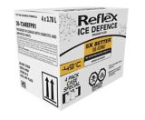 Reflex Ice Defence Windshield Washer Fluid, -49°C, 3.78-L, 4-pk   Reflexnull