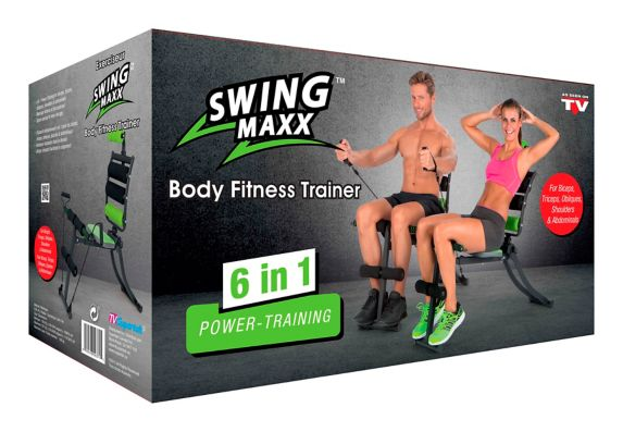 As Seen On TV Swing Maxx Body Fitness Trainer Product image