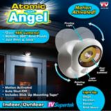 As Seen On TV Atomic Light Angel Motion Activated LED Security Light | As Seen On TVnull