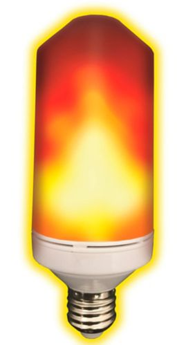 Ampoule de flamme vacillante Bell & Howell, comme à la télé Image de l'article