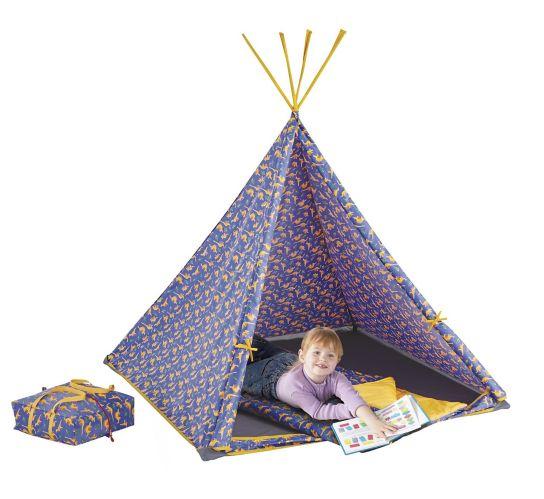 Tente pour l'intérieur et sac de couchage pour soirée pyjama Outbound Image de l'article