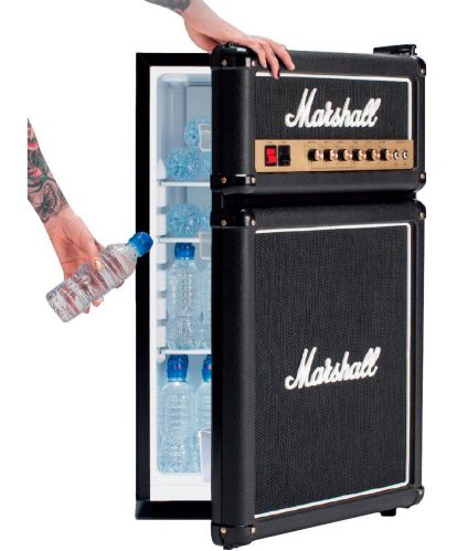 Mini réfrigérateur Rock & Roll Marshall, 3,2 pi. cu.