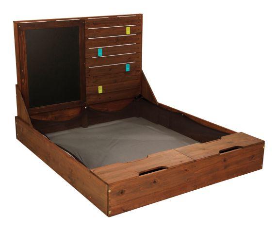 KidKraft Sandbox & Chalkboard Product image