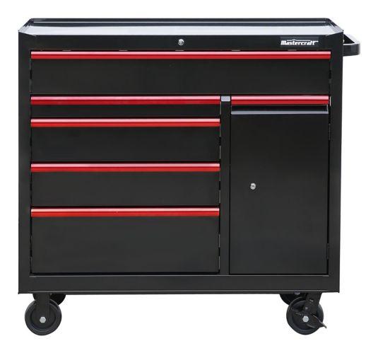 Mastercraft 5-Drawer Tool Storage Cabinet, 41-in Product image