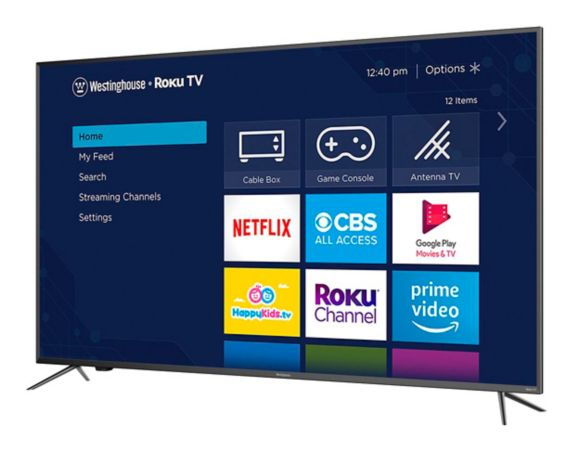 Westinghouse 4K Roku Smart TV, 50-in Product image