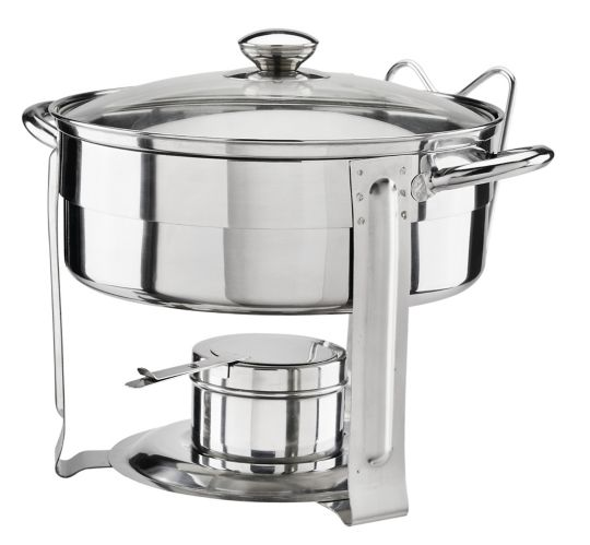 Gibson Home Chafing Dish, 4.5-qt