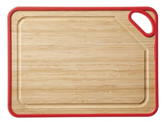 Cuisinart Reversible Bamboo/Poly Cutting Board,  11 x 13.5-in Product image