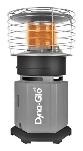 Radiateur portable Dyna-Glo HeatAround 360, 10 000 BTU, noir Image de l'article