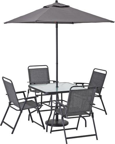 Ensemble de meubles à dîner For Living style hamac, 6 pces Image de l'article