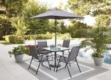 For Living Sling Dining Set, 6-pc | FOR LIVING | Canadian Tire