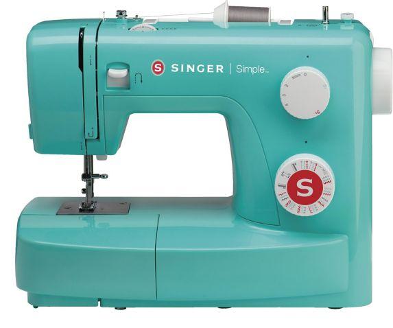Machine à coudre simple Singer 3223G, sarcelle Image de l'article