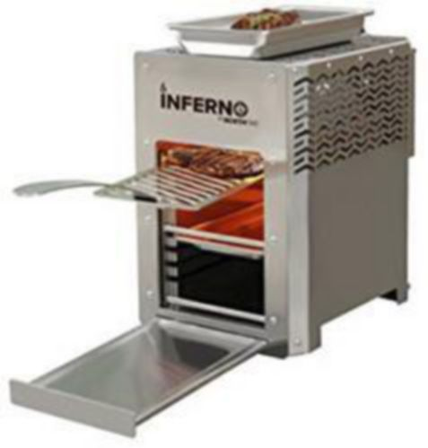 Inferno Go Portable Infrared Propane Gas Grill Product image