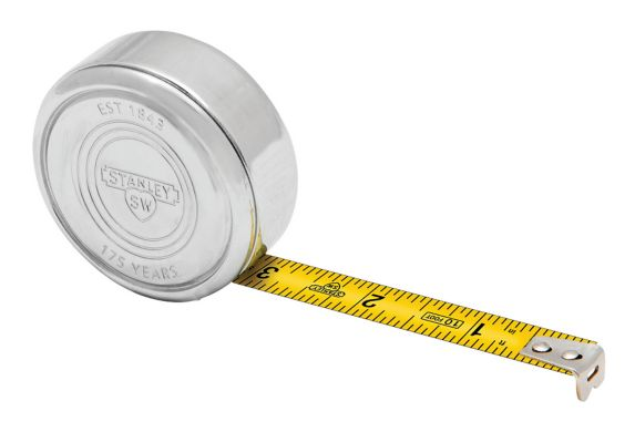 STANLEY® 175th Anniversary Pocket Tape Measure, 10-ft