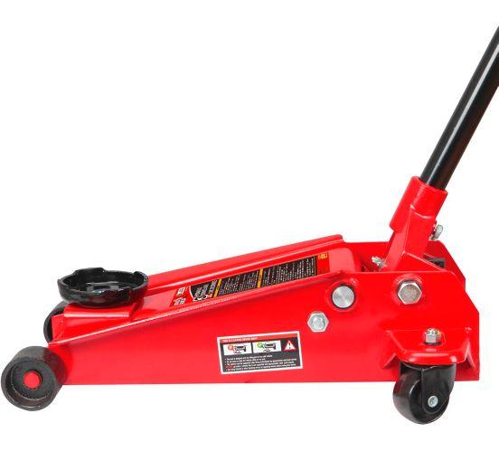 Big Red Hydraulic Garage Jack, 3-Ton Product image