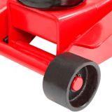 Big Red Hydraulic Garage Jack, 3-Ton | Big Rednull