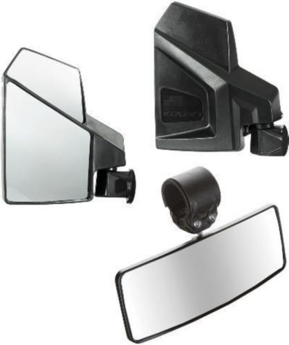 Kolpin Side & Rearview Mirror Combo Kit Product image