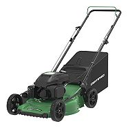 Certified 150cc 2-in-1 Push Lawn Mower, Mulch or Side Discharge, 21-in