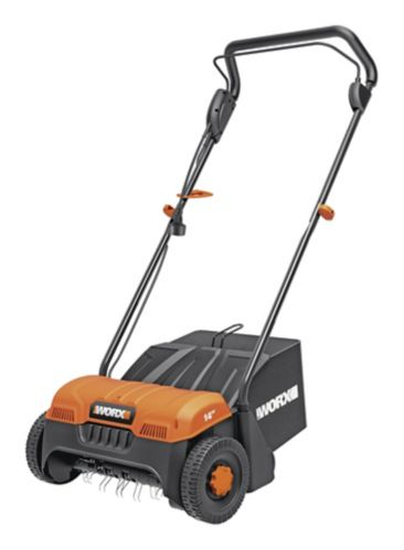 WORX 12A Dethatcher, 14-in Product image