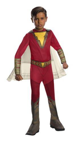 DC Comics Shazam Halloween Costume, Assorted