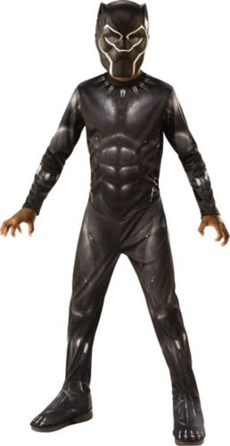 Marvel Halloween Costume, Black Panther, Assorted Product image