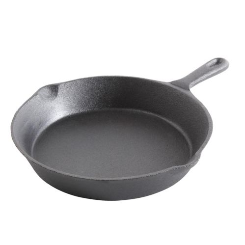General Store Addlestone Cast Iron Fry Pan, 10-in