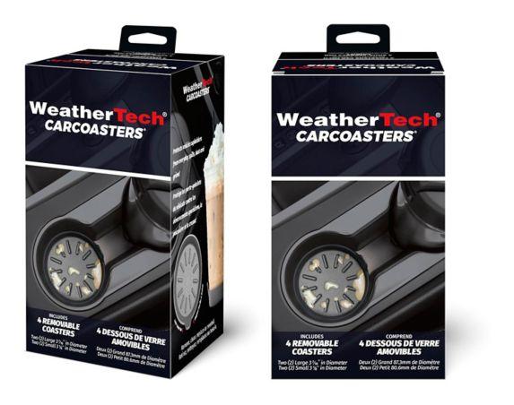 Sous-verre pour l'auto WeatherTech
