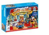 PLAYMOBIL Santa's Workshop Advent Calendar   PLAYMOBILnull