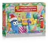 Crayola Christmas Countdown Activity Advent Calendar | Crayolanull