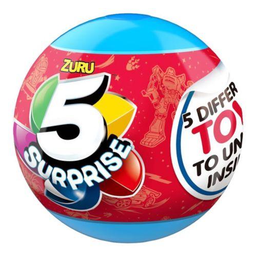 5 Surprise Collectible Series Pack by ZURU, Blue