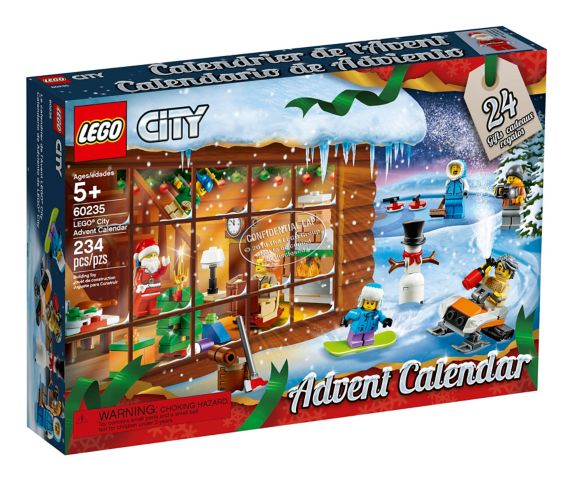 LEGO® City Advent Calendar - 60235 Product image
