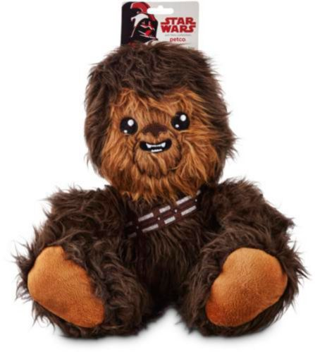 Peluche Petco pour chiens Star Wars Chewbacca, moyen