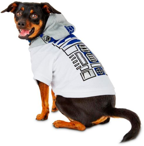 Star Wars R2-D2 Dog Hoodie, Small Product image