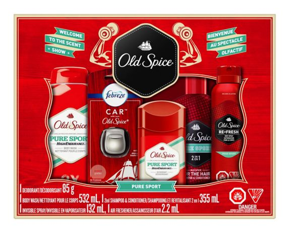 Old Spice Gift Pack