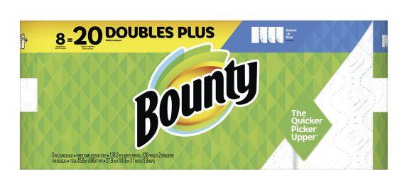 Essuie-tout Bounty sur mesure, rouleaux doubles, paq. 8 Image de l'article