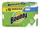 Bounty Select-A-Size Paper Towel, Double Rolls, 6-pk   Bountynull