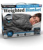 Couverture lestée Bell & Howell, Comme à la télé, 4,5 kg   Bell and Howellnull