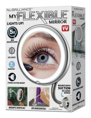 As Seen On TV NuBrillance™ My Flexible Mirror Product image