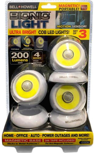 As Seen On TV Bell & Howell Bionic Light Ball Product image