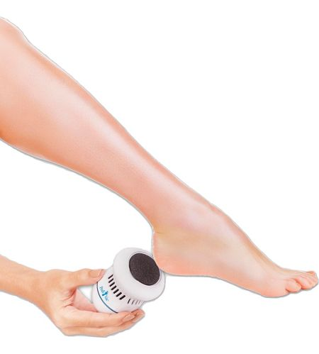 As Seen On TV PediVac™ Callous Remover, White Product image