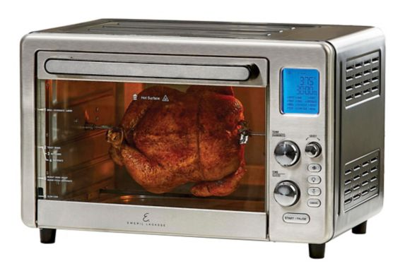 As Seen On TV 9-in-1 Emeril Lagasse Power Air Fryer 360 Product image