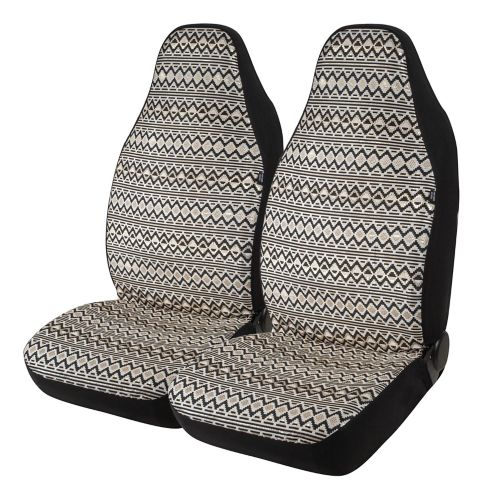 AutoTrends Metallic Aztec Seat Cover, 2-pk Product image