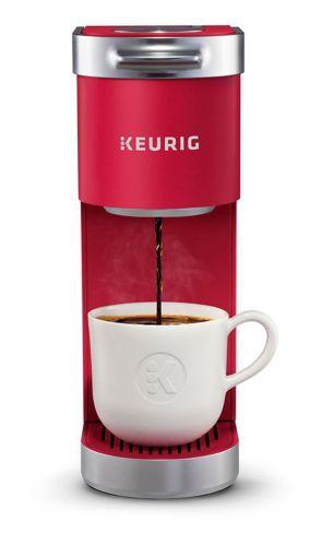 Keurig® K-Mini Plus™ Single Serve Coffee Maker, Matte Red Product image