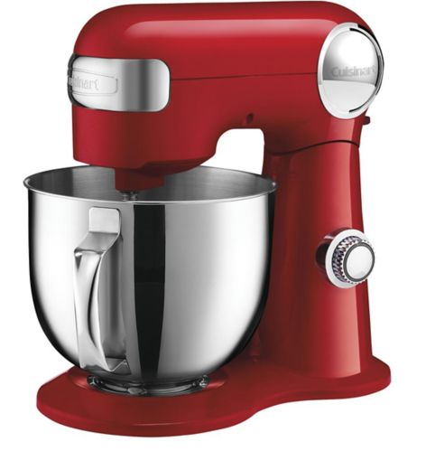 Cuisinart Stand Mixer & Meat Grinder, Red, 5.5-qt Product image