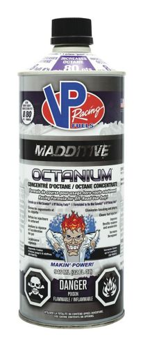 Remontant d'octane Fuels Madditive de VP Racing, 946 ml