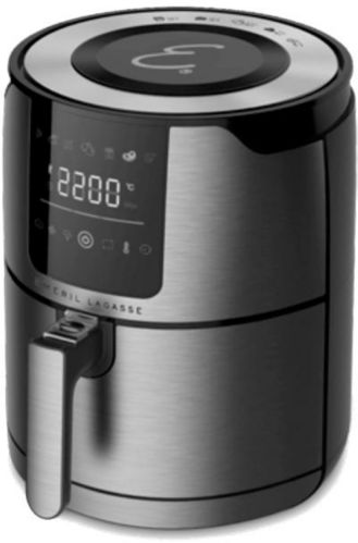 As Seen On TV Emeril Lagasse Stainless Steel Air Fryer, 6-qt