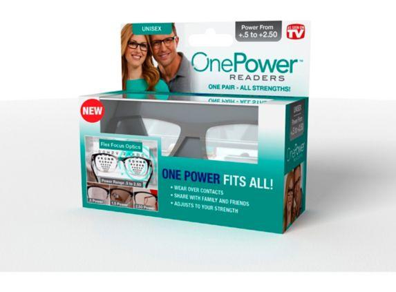 Lunettes de lecture One Power Readers Comme à la télé, rond