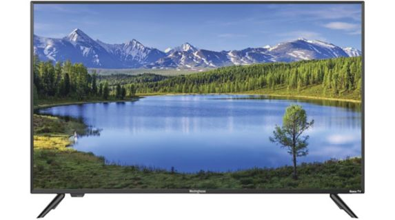 Téléviseur intelligent Westinghouse 4K Roku, 43 po