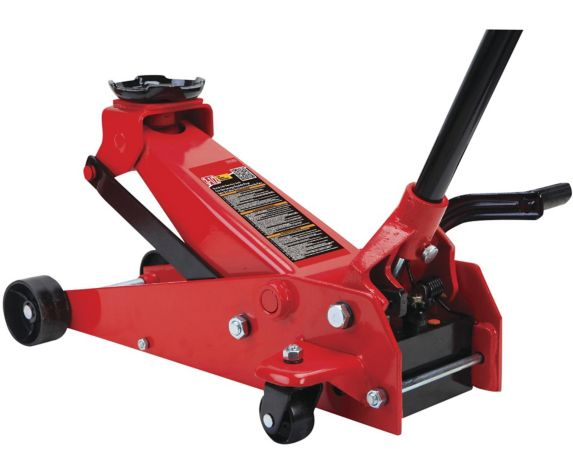 Torin BIG RED® 3.5-Ton Floor Jack with Quick Start